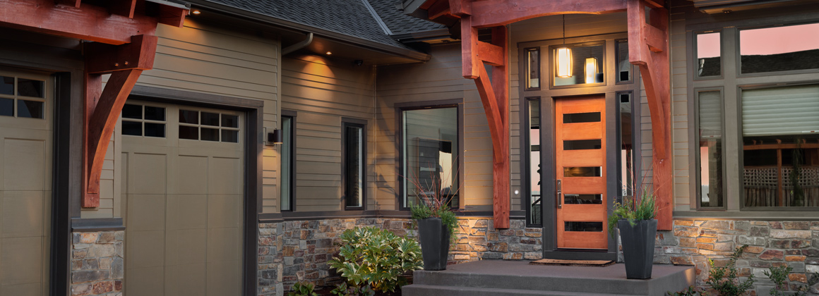 Doors | Sunset Ridge Exteriors | Madison