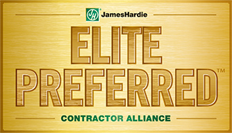 James Hardie Elite Preferred Remodeler