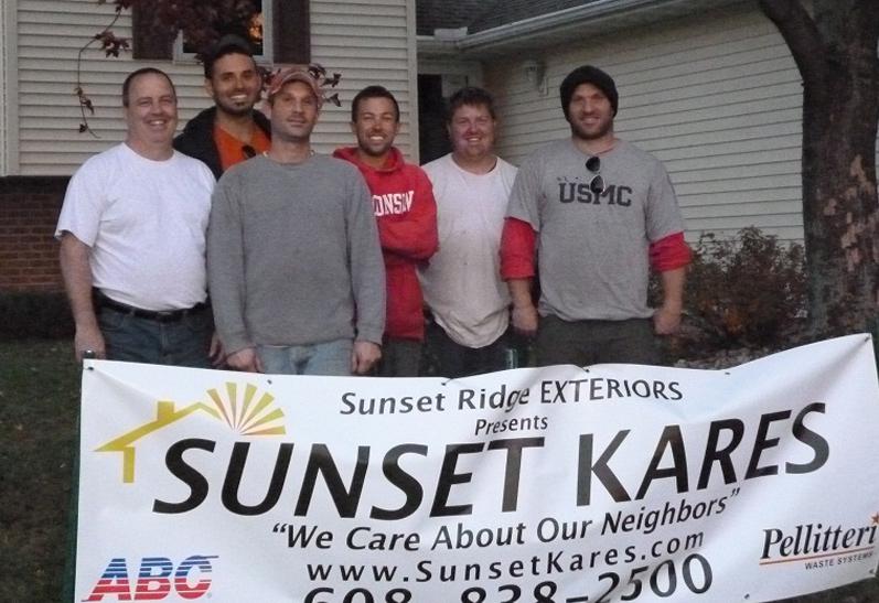 Sunset Kares
