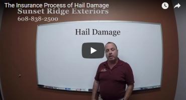 Oh Hail No! | Sunset Ridge Exteriors | Madison