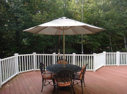 Minimize and Prevent Mold Growth on Your Deck